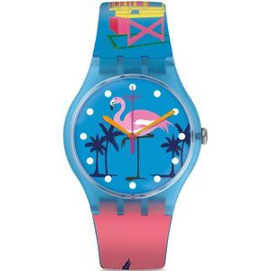 Swatch Miami Vibes Watch